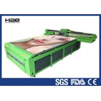 China HAE-2030 Eight Printing Head Uv Flatbed Printing , Compact All In One Printer wholesale
