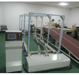 China Motor Horizontal Brake Performance Tester for Testing the Motor Brake Performance of Electric Ride-on Toys wholesale