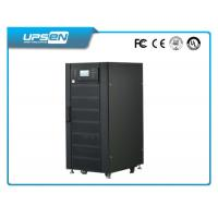 China 3 Phase 10Kva 20Kva 30Kva 40Kva High Frequency Transformerless Online UPS with Large LCD Display wholesale