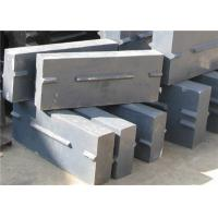 China Wear Resistant Alloy Crusher Blow Bars For Iron Ore Crushing Machine wholesale