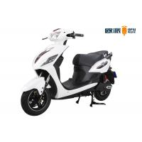 China Electric Hub Motor Scooter , Electric Sport Scooter F / R DISC Brake on sale