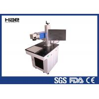 China Auto Parts Glass Engraving Machine , 5W Laser Marking And Engraving Machine wholesale