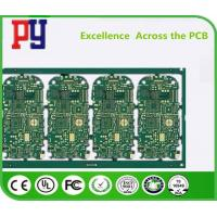 China Green Solder Mask FR4 PCB Board Impedance Control PCB 1.6MM Thickness For WiFi Card on sale
