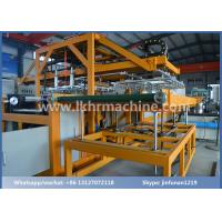 China Clamshell Take-out Containers Disposable Foam Plates Making Machine 1000 x 1250mm yellow color wholesale