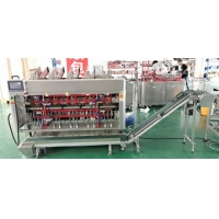 China Total Automatic Tube Filling And Sealing Machine High Speed For Facial Mask wholesale