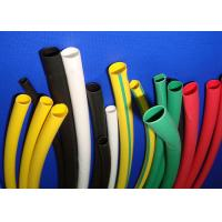 China Polyolefin Heat Shrink Tubing Colored Waterproof , Electrical Heat Shrink Sleeve wholesale
