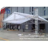 China Line Array Stage Lighting Truss Systems 6082-T6 Aluminum Alloy High Hardness on sale