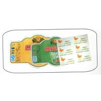 China Beer/Wine Use High Quality Self-adhesive Label wholesale