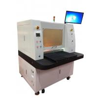 China High precision Laser PCB Depaneling Machine / FPC Laser depaneling /UV FPC Laser Depaneling wholesale