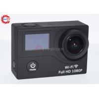 Wholesale EG3 Double Screen Action Camera With WiFi Dual Display waterproof 1080p Camera from china suppliers
