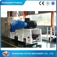 China Cotton Stalk Sawdust Machine , Wood Waste Grinding Machine Crusher wholesale
