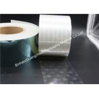 China Good Clarity PVDC Coated BOPP Film For Puffed Food / Fried Peanut Packaging wholesale