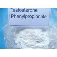 Buy cheap Bodybuilding Testosterone Phenylpropionate 99% High Purity  1255-49-8 from wholesalers