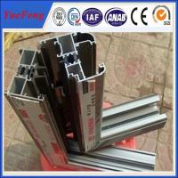 China Casement aluminum extrusion windows and doors for office building wholesale