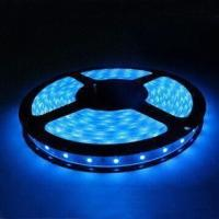 China 12V DC / 120 Degree / Blue / 0.4A 3528 flexible SMD LED Strip Light 3 years warranty wholesale