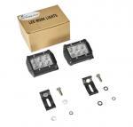 China 4 Inch 18W 6 Cree LED Work Cube Light Bar Spot Beam Offroad Driving Fog Light wholesale