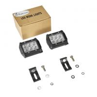 China 4 Inch 18W 6 Cree LED Work Cube Light Bar Spot Beam Offroad Driving Fog Light wholesale