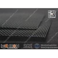China HESLY China Crimsafe Window Screen Mesh | Stainless Steel Security Window Screen wholesale