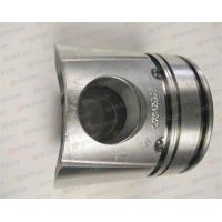 China Custom Forged Steel Pistons , Vehicle Piston  Car Engine For Komatsu PC200-7 OEM 6738-31-2110 on sale