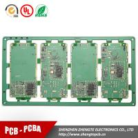 Buy cheap Tailor-made solution ODM and OEM fr4 94v0 pcb board manufacturer, pcb assembly, from wholesalers