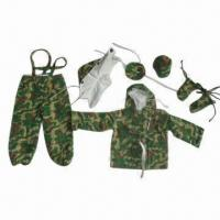 China 1/6 scale toy camouflage uniform, makes action figures more attractive wholesale