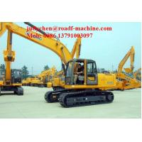 Buy cheap 21.5 Ton Hydraulic Crawler Excavator Xe215c Bucket Capacity 0.8 - 1.0m3 Engine from wholesalers