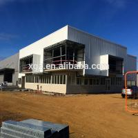 China Low Cost Modern Prefab Light Steel Frame Building wholesale