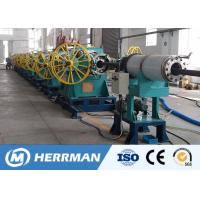 China High Automation RTP Pipe Manufacturing Equipment , Glass Fiber Taping Machine wholesale