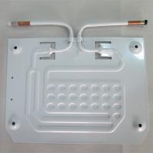 "China Fridge Freezer Roll Bond Aluminium Evaporator 14x10"" (350x250mm) 1/4"" tube wholesale"