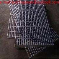 China supply galvanized drainage grates/steel grating stairs/concrete steel grating/Heavy Duty Steel Grating Stair/Stainless wholesale