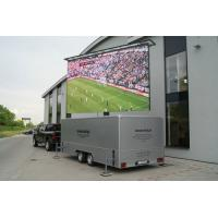 China 6mm SMD Truck Mobile LED Display , Full Color LED Screen Panel wholesale
