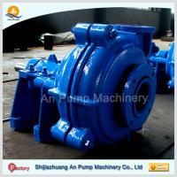 China Duplex stainless steel impeller dc centrifugal slurry pump wholesale