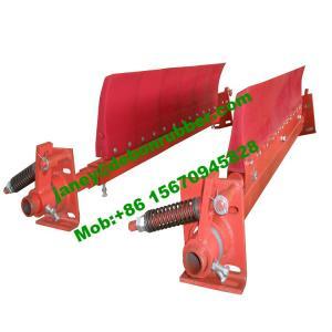 China High Efficiency Conveyor Primary Belt Scraper Primary Belt Cleaner Pre-Cleaner on sale
