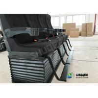 China 4D Cinema System 4D Movie Theater , Special Effect Motion Chair Voltage 220 / 380 V wholesale