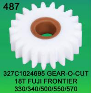 China 27C1024695 GEAR TEETH-18 O-CUT FOR FUJI FRONTIER 330,340,500,550,570 minilab wholesale