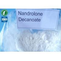 China CAS 360-70-3 Pure Muscle Growth Steroids White Crystalline Nandrolone Decanoate Powder wholesale