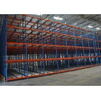 China Storage Gravity Heavy Duty Pallet roller rack wholesale