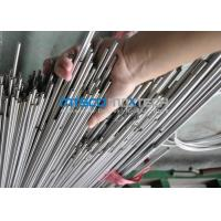 China Fluid / Gas Stainless Steel Instrument Tubing TP317 With Bright Annealed Surface wholesale