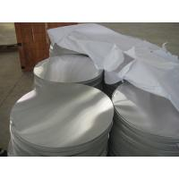 China DC material 0.5mm to 3.0mm 1100 1050 H14 Hot Rolled Aluminium Circle with Deep Drawing wholesale