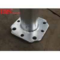 Quality Temporary Construction Shoring Jack Post , Adjustable Steel Builders Prop for sale