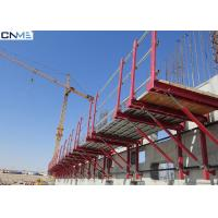 China Light Weight Crane Lifted Climbing Formwork System To Support Wall Form wholesale