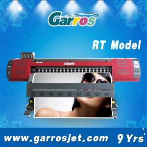 China Garros RT1801 Outdoor Adveritising Printing Machine Self-adhesive Vinyle Sticker Printer wholesale