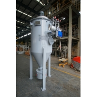 China 1200Pa Industrial Dust Collection System wholesale