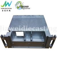China Custom PDC Aluminium Die Casting Components High Stability Eco Friendly on sale