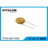 China High Performance PPTC Resettable Fuse Thermistor For Loudspeaker / Motor on sale