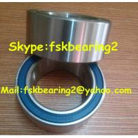 China Auto Double Row Air Conditioner Bearings 4606-1AC2RS 30mm x 47mm x 18mm wholesale