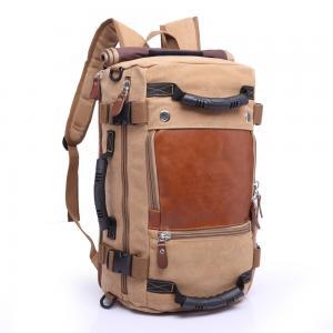 China Stylish Travel Large Capacity Backpack , Men 36-55 Litre Messenger Shoulder Bag For Business Trip wholesale