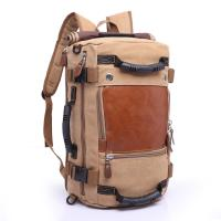 China Stylish Travel Large Capacity Backpack , Men 36-55 Litre Messenger Shoulder Bag For Business Trip wholesale
