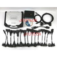 China Universial Heavy Duty Truck Diagnostic Scanner  Test Full Set with CF30 laptop tool wholesale