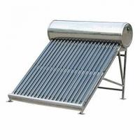 China Non pressure stainless steel solar water heater system wholesale